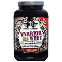 Tapout Warrior Whey Protein Powder,Chocolate, 2.3-Pound Tub