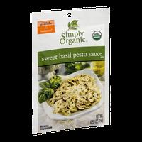 Simply Organic Sweet Basil Pesto Sauce Mix