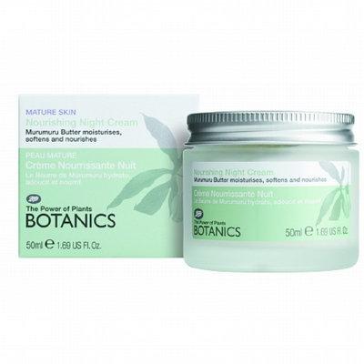 Boots Botanics Nourishing Night Cream