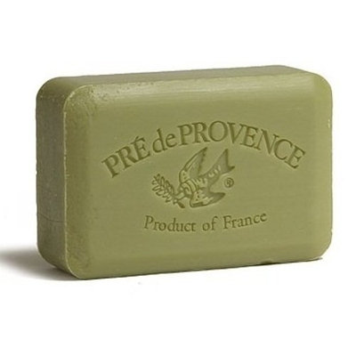 Pre de Provence Soap Shea Enriched Everyday 250 Gram Extra Large French Soap Bar - Green Tea