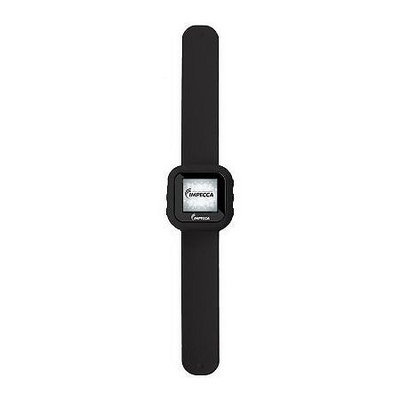 Impecca Slap Watch 8GB MP3 Player w/ Pedometer & Headphones