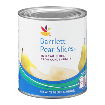 Ahold Bartlett Pear Slices in Pear Juice