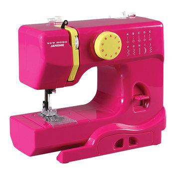 Janome America, Inc. Janome Fast Lane Fuchsia 1/2-size Portable Sewing Machine