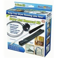 As Seen On TV Ontel Products DRMH-MC6 Dryer Lint Removal Kit - Quantity 1