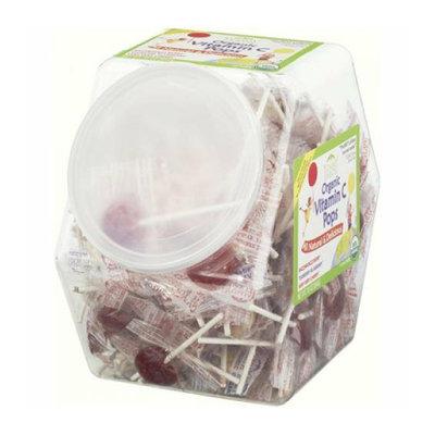 Yummy Earth Organic Vitamin C Pops Counter Bin 150 Pops