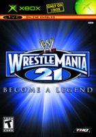 THQ WWE Wrestlemania XXI
