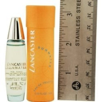 Sunwater By Lancaster Womens Mini Eau De Toilette (EDT) .17 Oz
