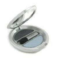 T Leclerc Powder Eye Shadow Matte & Iridescent Duo - # 25 Nuit Opaline ( New Packaging ) - T. LeClerc - Eye Color - Powder Eye Shadow Matte & Iridescent Duo - 2.4g/0.08oz
