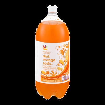 Ahold Diet Orange Soda