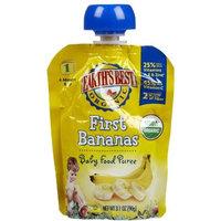 Earth's Best 1st Foods Purees - Banana - 3.1 oz - 6 pk