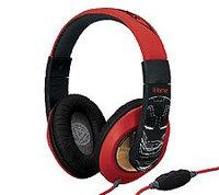Kid Designs KIDdesigns VI-M40 Iron Man Headphones
