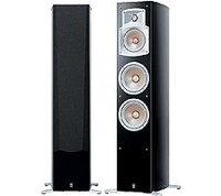 Yamaha NS-555 100 W RMSSpeaker - 3-way - 35 Hz to 35 kHz - 6 Ohm