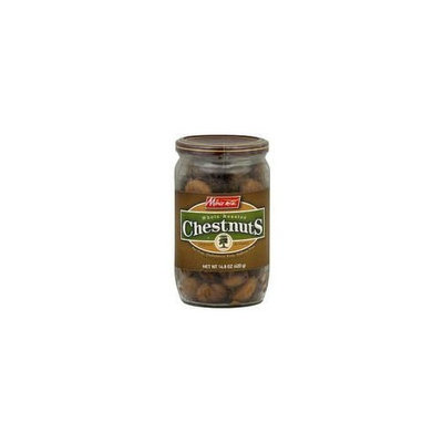 Minerve Whole Chestnuts Minerve, Roasted Whole Chestnuts, 14.8 oz jar