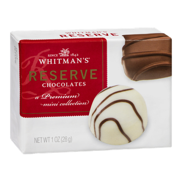 Whitman's Reserve Chocolates
