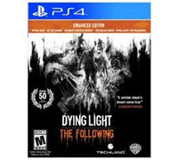 Whv Games Dying Light: The Following Playstation 4 [PS4] (Enhanced Edition)