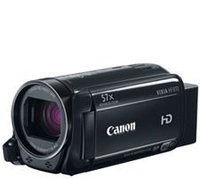 Canon VIXIA HF R70 Camcorder, 3.28 Megapixel, Built-in Wi-Fi, 57x Advanced Zoom, SD Card Slot, SuperRange Optical Image Stabilization