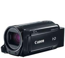Canon VIXIA HF R70 Camcorder, 3.28 Megapixel, Built-in Wi-Fi, 57x Advanced Zoom, SD Card Slot, SuperRange Optical Image Stabilization