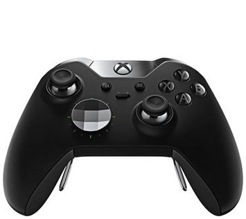 Microsoft Corp. Xbox One Elite Wireless Controller, Black