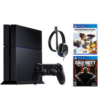 Sony PS4 500GB Call of Duty Bundle with Overwatch