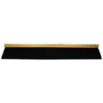 Magnolia Brush 455-2024-FX 24 in. Black Plastic Flexsweep Floor Brush
