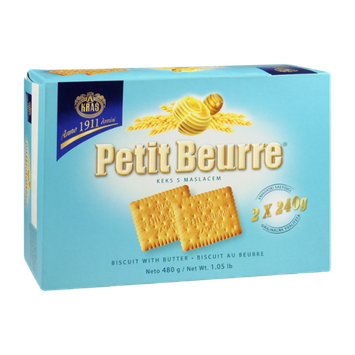 Kras Petit Beurre Butter Biscuits