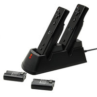 PDP Energizer 2X Charge System for Wii/Wii U