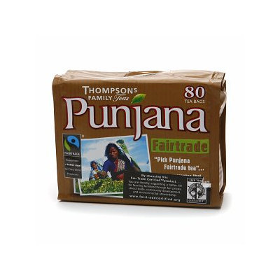 Punjana Fairtrade Tea