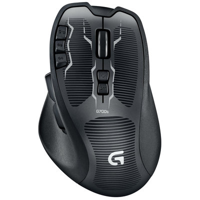 Logitech G700S Rechargeable Gaming Mouse - 910-003584