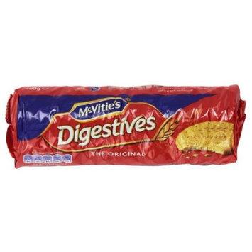 Mcvities McVitie's Digestive Biscuits -400g 6 Pack, OriginalÂ