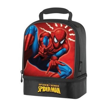 Thermos Spiderman Dual Compartment Lunch Kit