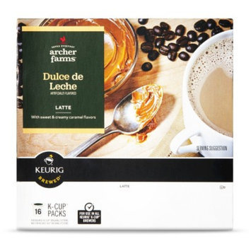 Archer Farms K-Cups Dulce de Leche Latte 16ct