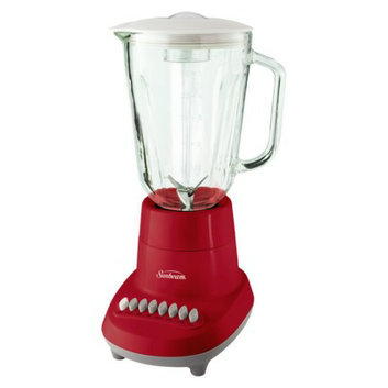 Sunbeam Blender Wowza - Red
