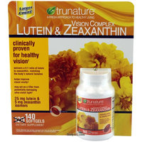 Trunature? Vision Complex Lutein & Zeaxanthin, 140 Softgels