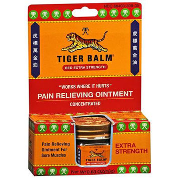 Tiger Balm Extra Strength Pain Relieving Ointment