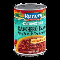 Kuner's Southwestern Ranchero Beans
