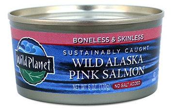 Wild Friends WILD ALASKA PNK SALMON, NS, (Pack of 12)