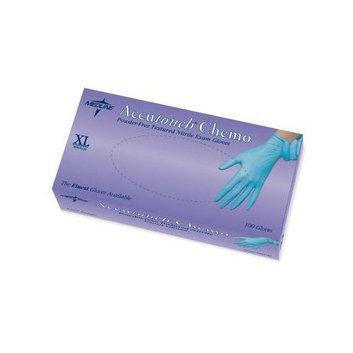 Medline Accutouch PowderFree LatexFree Nitrile Exam Gloves