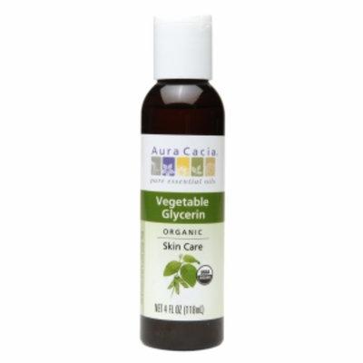 Aura Cacia Vegetable Glycerin, 4 fl oz
