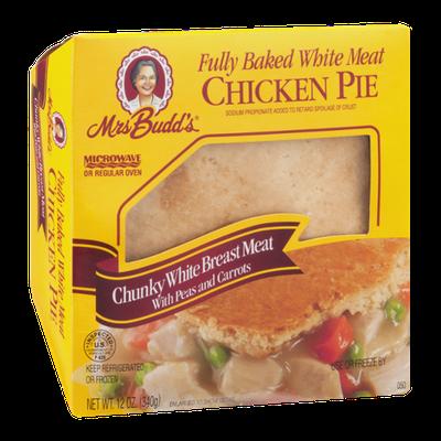 Mrs Budd's Chicken Pie