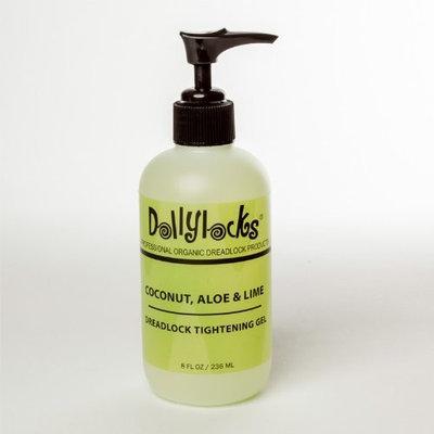 Dollylocks Professional Organic Dreadlock Products Dollylocks 8oz - Aloe, Coconut & Lime Dreadlocks Tightening Gel