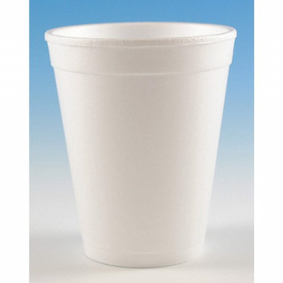 WINCUP H10S Disp. Cold/Hot Cup,10 oz, White, PK1000