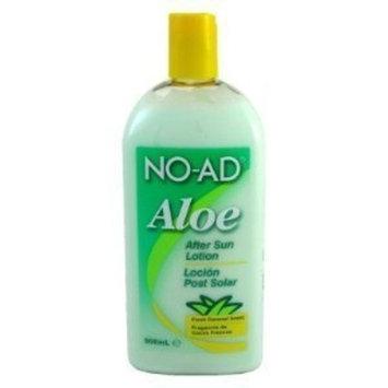 No Ad No-Ad Aloe After Sun Lotion 16 oz.