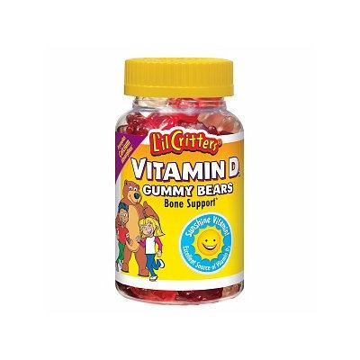 L'il Critters Vitamin D Gummy Bears