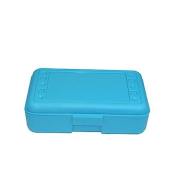 Romanoff Products ROM60208 Pencil Box Turquoise