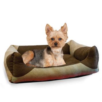 K & H Classy Lounger Bolster Pet Bed - 17