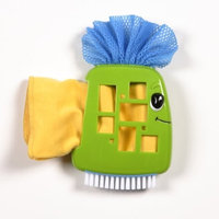Safety 1st Fishy Scrubber, Ocean Theme