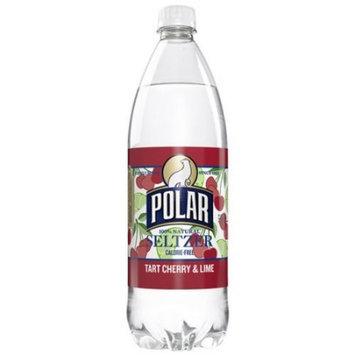 Generic Polar Tart Cherry & LIme Seltzer, 1 l