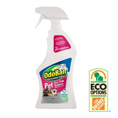 OdoBan Cleaning Products 32 oz. Pet Oxy Stain Remover 961561-Q