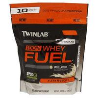 Twinlab 100% Whey Fuel Protein Vanilla Rush