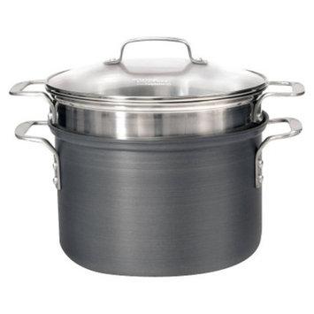 Calphalon Kitchen Essentials from  8qt Hard Anodized Pasta Pot Set